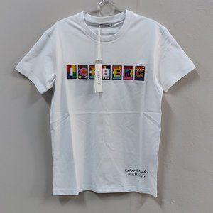 Iceberg White Men Casual New Tshirt